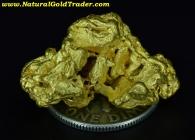 12.16 Gram Australia Gold Nugget