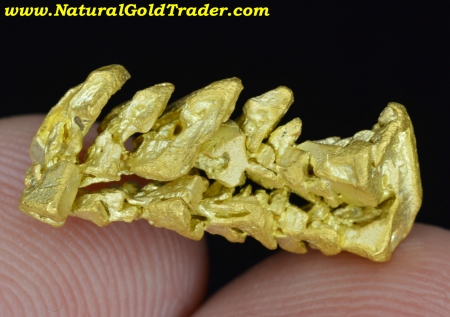 Nevada Crystallized Gold Nugget