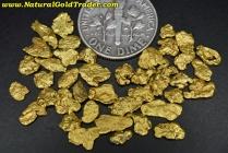 5.86 Grams (40) Yukon Canada Gold Nuggets