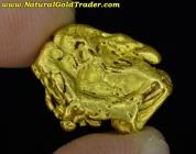 5.91 Gram California Gold Specimen