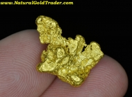 6.43 Gram Natural Australia Gold Nugget