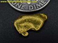 1.71 Gram Australia Placer Gold Nugget
