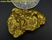 9.39 Gram Eastern Oregon Gold Nugget
