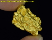 10.67 Gram Australia Gold Nugget