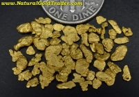 3.39 Grams of Feather River California Nuggets