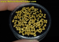 4.72 Grams of Canada Placer Gold Nuggets