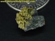 .79 Gram Idaho Gold & Quartz Specimen