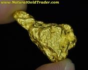 7.03 Gram Western Australia Gold Nugget