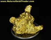 12.47 Gram Western Australia Gold Nugget