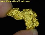 4.78 Gram Kalgoorlie Australia Gold Nugget