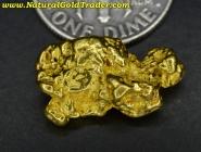 5.24 Gram Kalgoorlie Australia Gold Nugget