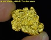 5.35 Gram Western Australia Gold Nugget