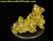 5.43 Gram Western Australia Gold Nugget