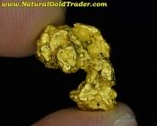 3.93 Gram Kalgoorlie Australia Gold Nugget