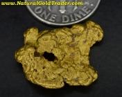 6.62 Gram Northern Nevada Gold Nugget
