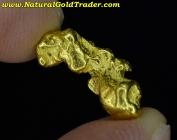 3.53 Gram Kalgoorlie Australia Gold Nugget