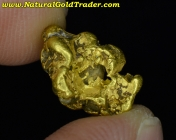 2.93 Gram Alaska Placer Gold Nugget