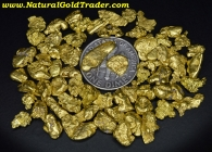 1 ozt. 31.2 Grams of Canada Gold Nuggets