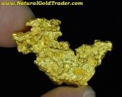 9.68 Gram Kalgoorlie Australia Gold Nugget