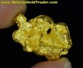 10.12 Gram Kalgoorlie Australia Gold Nugget