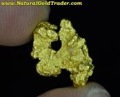 2.12 Gram Kalgoorlie Australia Gold Nugget