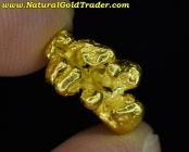 2.51 Gram Kalgoorlie Australia Gold Nugget