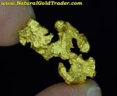 4.13 Gram Kalgoorlie Australia Gold Nugget