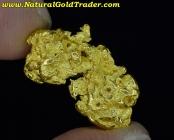 5.19 Gram Kalgoorlie Australia Gold Nugget