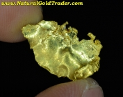0.82 Gram Mariposa California Gold Nugget