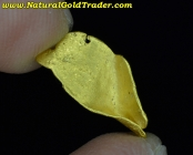 0.96 Gram Mariposa California Gold Nugget