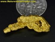 5.52 Gram Kalgoorlie Australia Gold Nugget