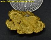 5.08 Gram British Columbia Gold Nugget