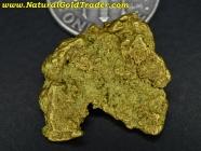 6.16 Gram British Columbia Gold Nugget