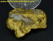 10.22 Gram British Columbia Gold Nugget