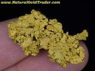 9.75 Gram Shasta County California Gold Nugget