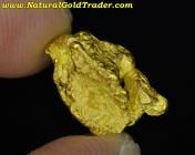 5.25 Gram Northern Nevada Gold Nugget