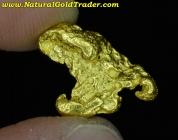 2.71 Gram Kalgoorlie Australia Gold Nugget