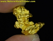 3.23 Gram Kalgoorlie Australia Gold Nugget