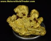12.38 Gram Kalgoorlie Australia Gold Nugget
