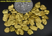 12.0 Grams of #6 Mesh S. Oregon Placer Gold