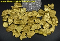 15.58 Grams of #6 Mesh S. Oregon Placer Gold