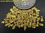 1.86 Grams of Arizona Placer Gold