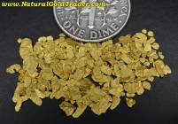 2 Gram Eastern Oregon Placer Gold Pay-Dirt