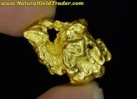 5.09 Gram Western Australia Gold Nugget