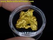 10.63 Gram Kalgoorlie Australia Gold Nugget