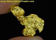 4.52 Gram Kalgoorlie Australia Gold Nugget