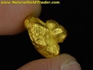 2.39 Gram Humboldt Co. Nevada Gold Nugget