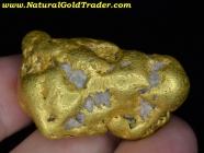 101.5 Gram Siskiyou California Gold Nugget