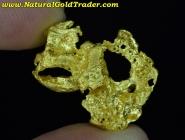 6.22 Gram Kalgoorlie Australia Gold Nugget