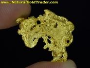4.50 Gram Kalgoorlie Australia Gold Nugget
